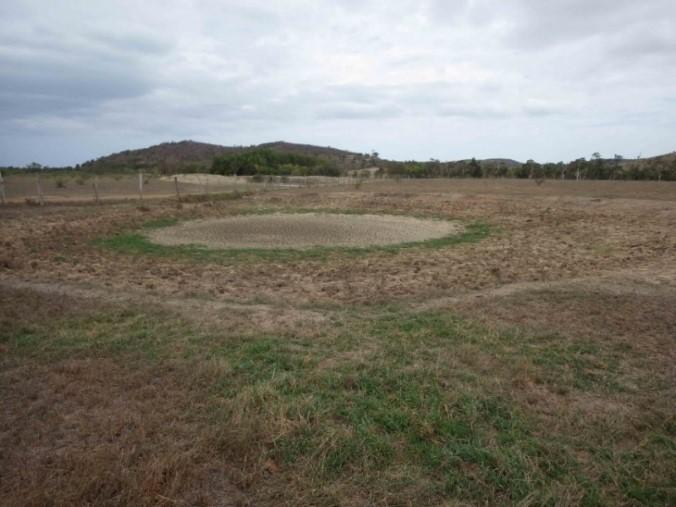 Mare temporaire à sec, Nouvelle-Calédonie - N. Rabet