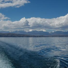 Lac Titicaca, Bolivie. © IRD /M. Jégu