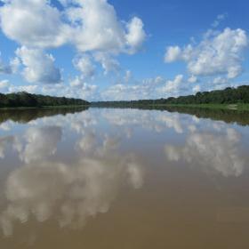 Fleuve Amazone © IRD/J.-M. Martinez