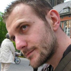 Portrait de Frédéric BERTUCCI
