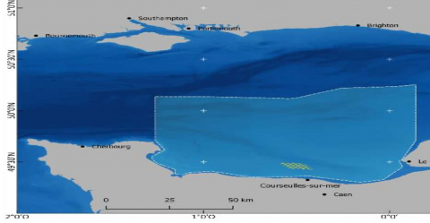 Offre stage Master 2  |Modélisation spatialisée des effets du cumul d'impact sur le fonctionnement écosystémique en baie de Seine, développements de scénarios de gestion de l'espace - Université de Caen Normandie