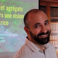 Portrait de Cédric HUBAS