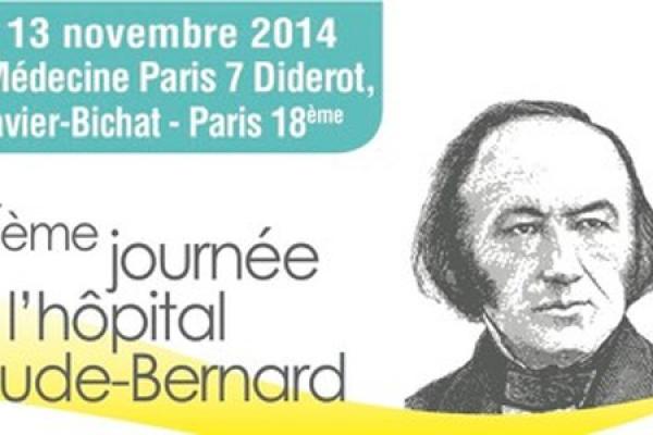 13 novembre 2014, 57ème journée de l'hôpital Claude-Bernard, Paris