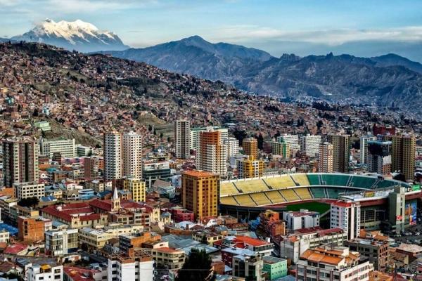 ville de La Paz